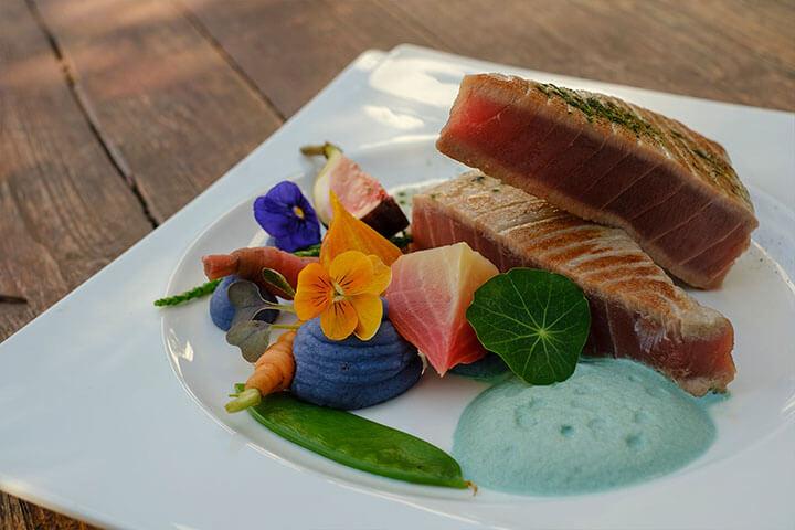 Bluefin tuna. Gee van D. Ibiza
