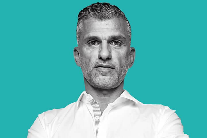 David Piccioni, propietario del restaurante Amante Ibiza