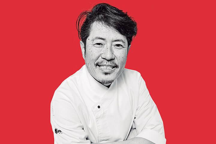 Chef Hideki Matsuhisa