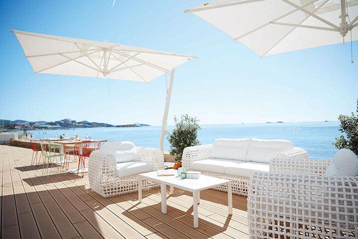 Seahorse Ibiza sea views