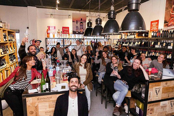 Vino & Co. Izakaya group
