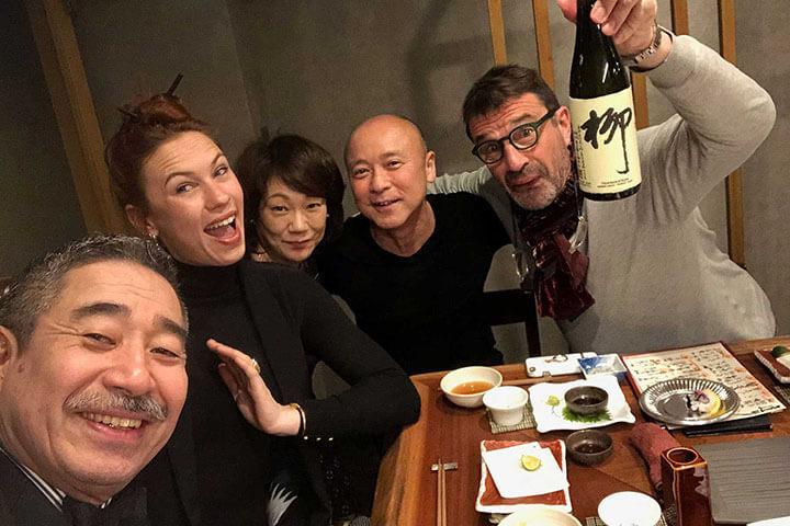 Vino & Co. Viaje a Japón