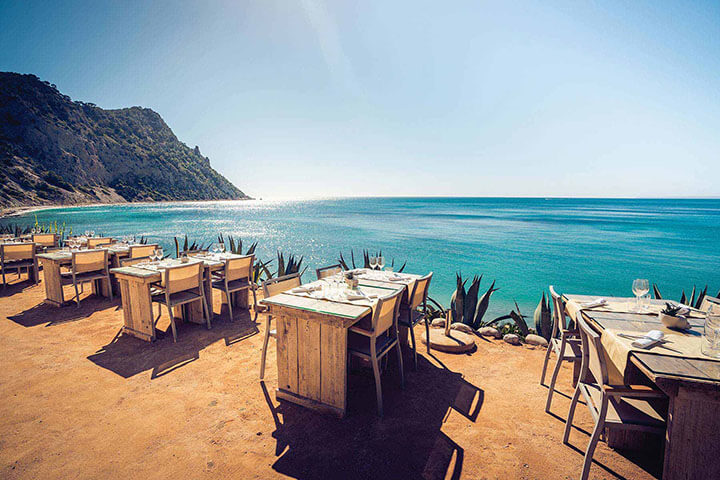 Amante Ibiza. The best Beach Clubs in Ibiza