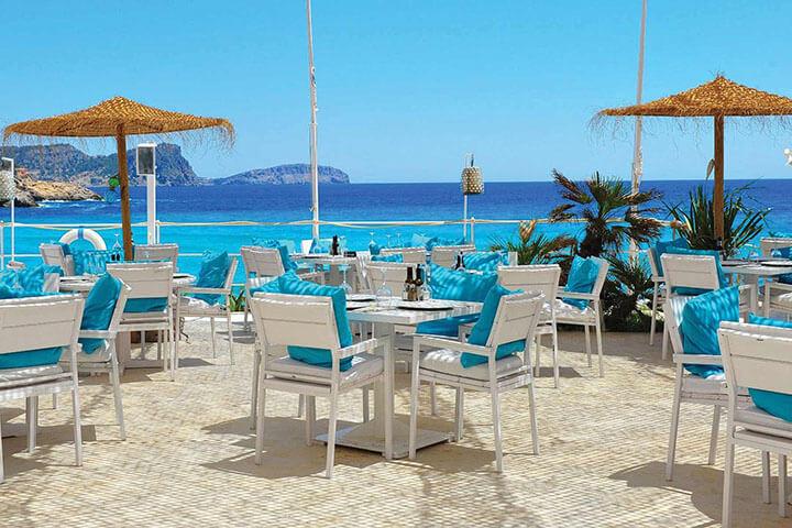 Atzaró Beach. The best Beach Clubs in Ibiza