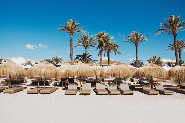 Beachouse. The best Beach Clubs in Ibiza