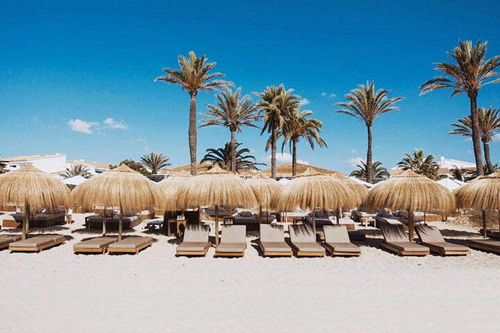 Beachouse. The best Beach Clubs in Ibiza