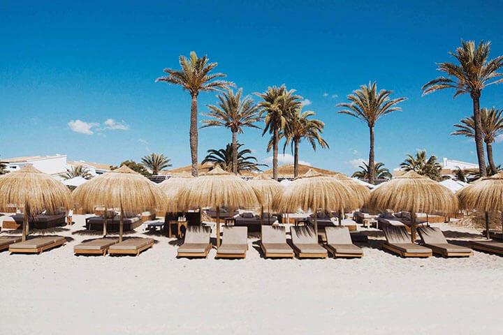 Beachouse. Los mejores Beach Club de Ibiza