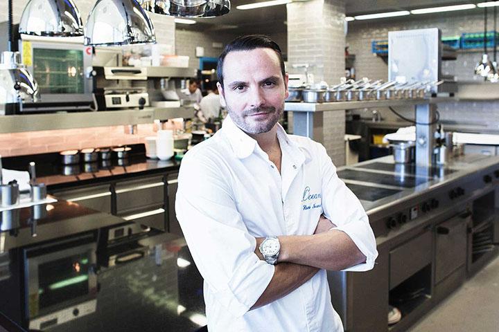 Chef Hans Neuner