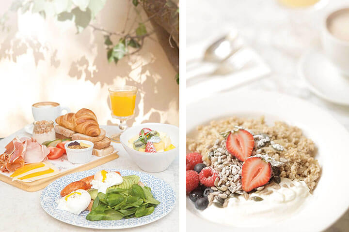 Los mejores desayunos de Ibiz