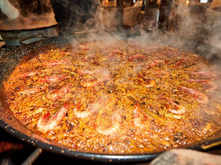 Las mejores paellas de Ibiza