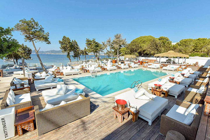 Nikki Beach. The best Beach Clubs in Ibiza
