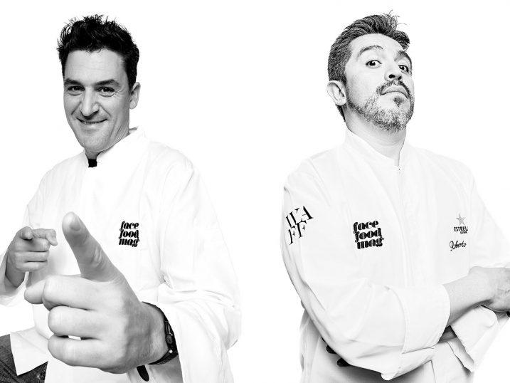 Óscar Molina y Roberto Ruiz. Menú a 4 manos en La Gaia