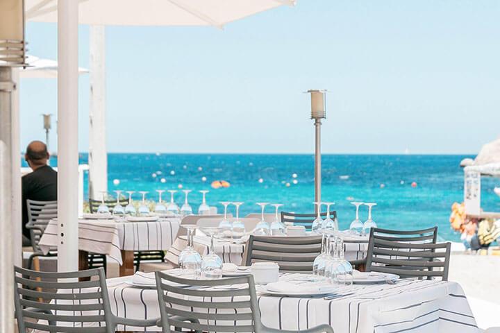 Port Balansat. Las mejores paellas de Ibiza