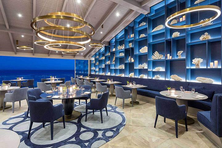 Restaurante Ocean.El Algarve, Portugal
