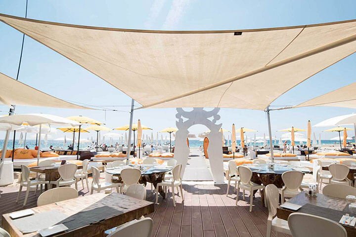 The Beach by Ushuaïa Ibiza Beach Hotel. The best Beach Clubs in Ibiza