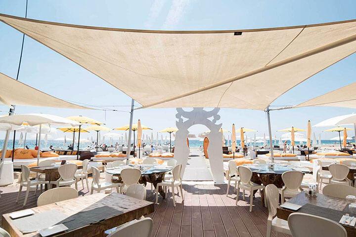 The Beach by Ushuaïa Ibiza. The best Beach Clubs in Ibiza