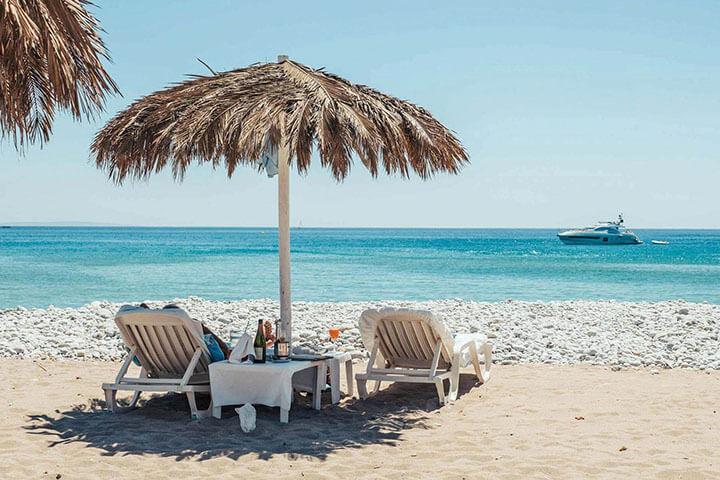 Tropicana Ibiza. The best Beach Clubs in Ibiza
