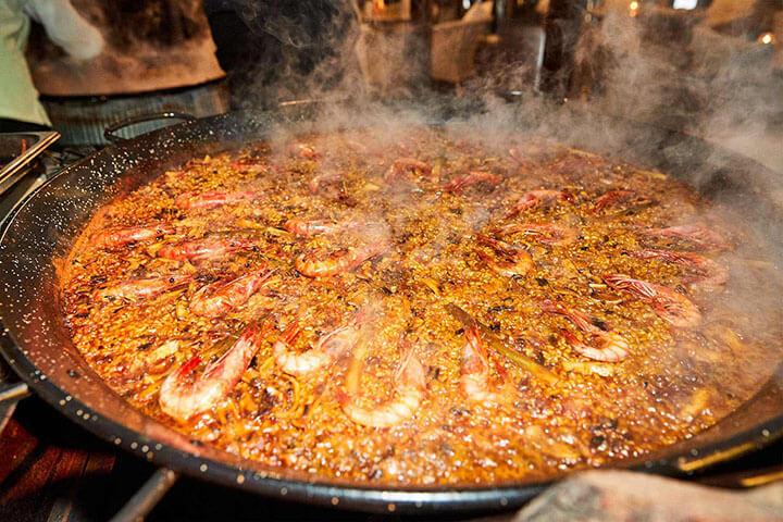 The best paella in Ibiza