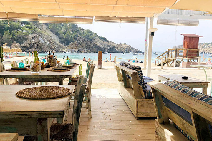 Cana Sofía. The best paella in Ibiza