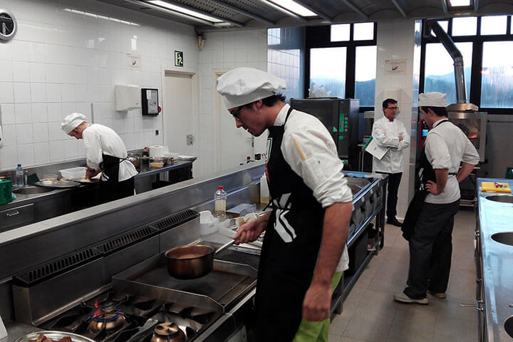 CEBANC Escuela Superior de Cocina y Hostelería de Guipúzcoa