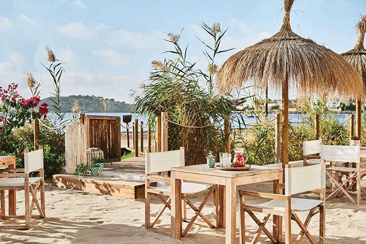 Chambao. The best paella in Ibiza