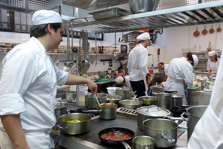 Escuela de Cocina Luis Iriza