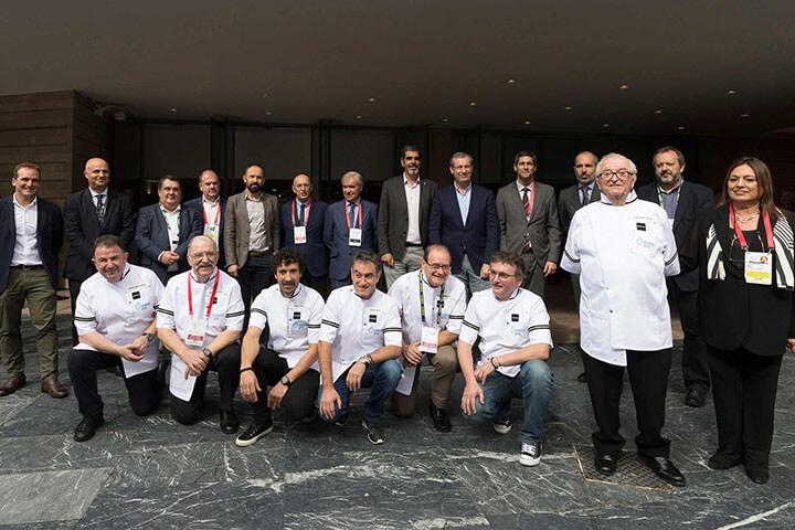 Inauguración Gastronomika 2019