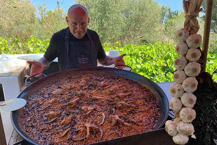 Sa Paella Club. The best paella in Ibiza