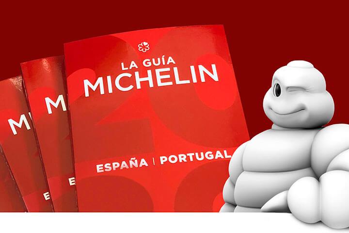 Estrellas Michelin España & Portugal 2020