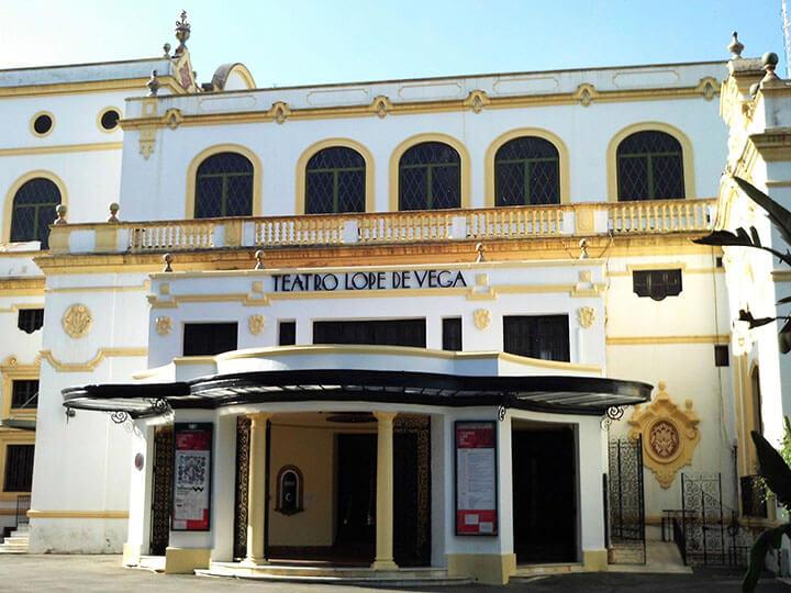 Teatro Lope de Vega, Sevilla
