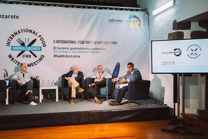 Xavier Aguilló, Carlos Maribona, Benjamín Lana y Rubén López