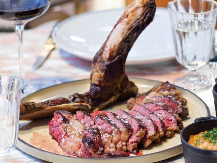 Chuletón. Restaurante Meat Me - Assador Moderno, Lisboa