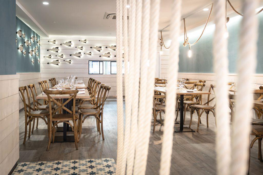 Restaurant Bacalhoaria Moderna, Lisbon