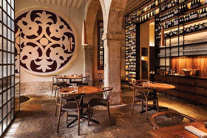 Restaurante Alma. Lisboa.