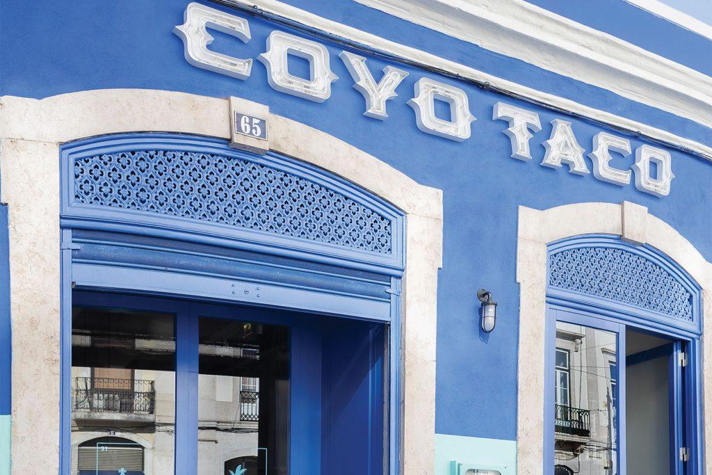 Coyo Taco. Lisboa