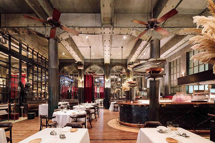 Restaurante Eneko Lisboa.
