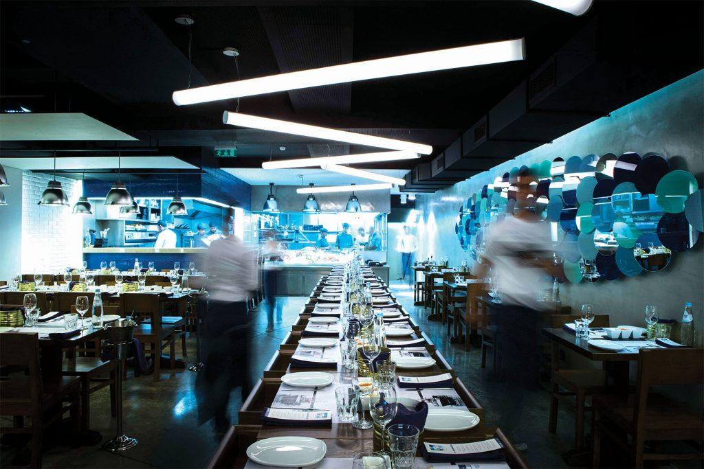 Restaurant Sea Me - Peixaria Moderna.