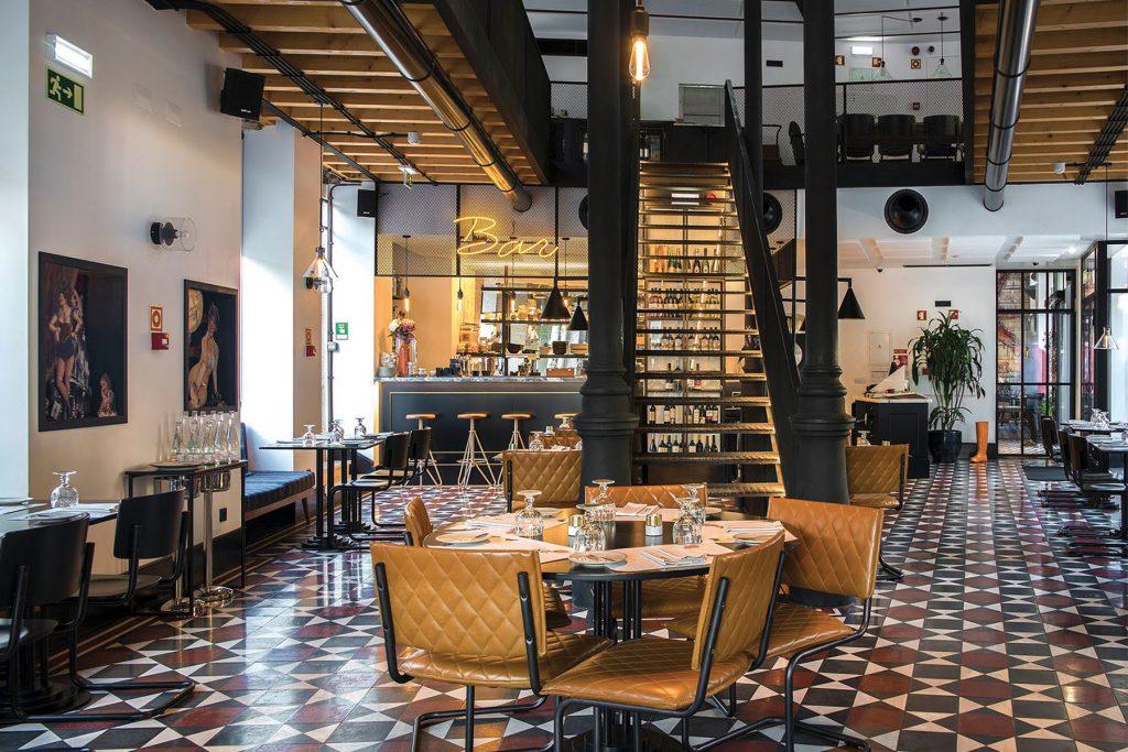 Restaurante Infame. Lisboa
