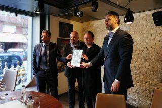 Heart Ibiza galardonado con el GastroMoon