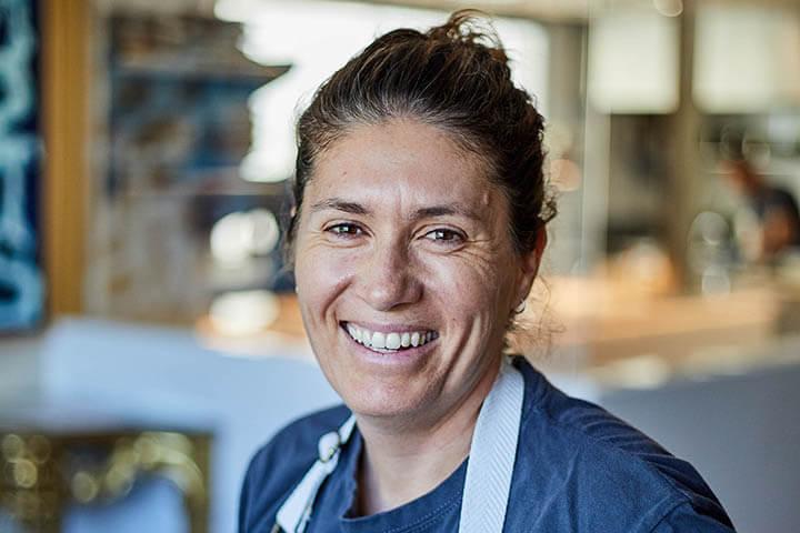 Chef Maca de Castro