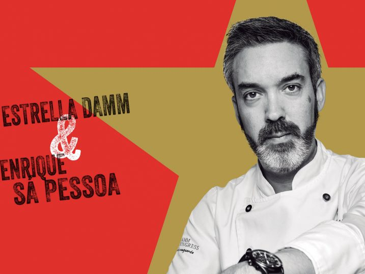 Chef Henrique Sa Pessoa. Restaurante Atelier, Lisboa