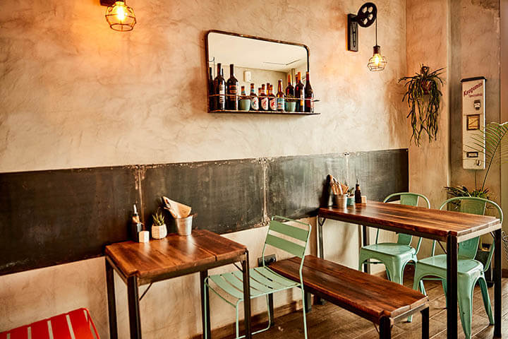 Restaurante Pigro. Ibiza