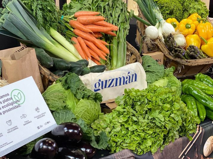 Verduras Bidfood Guzmán