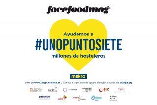 unopuntosiete es la plataforma creada por empresas y profesionales de la hostelería durante el coravid para dar voz al sector