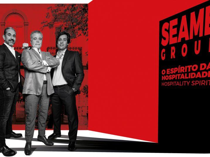 António, Rui e João. Seame Group. Lisboa