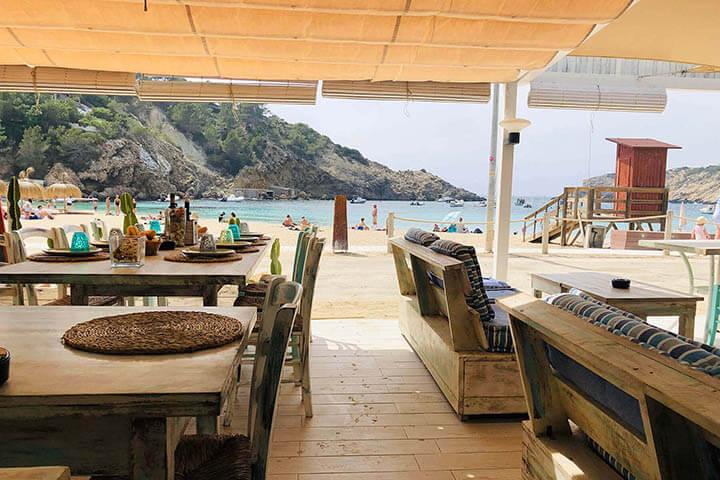 Terraza Cana Sofia. Ibiza