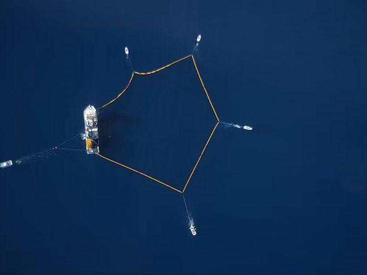 Pesca de atún rojo. Balfegó