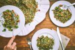 Trigo sarraceno con verduritas